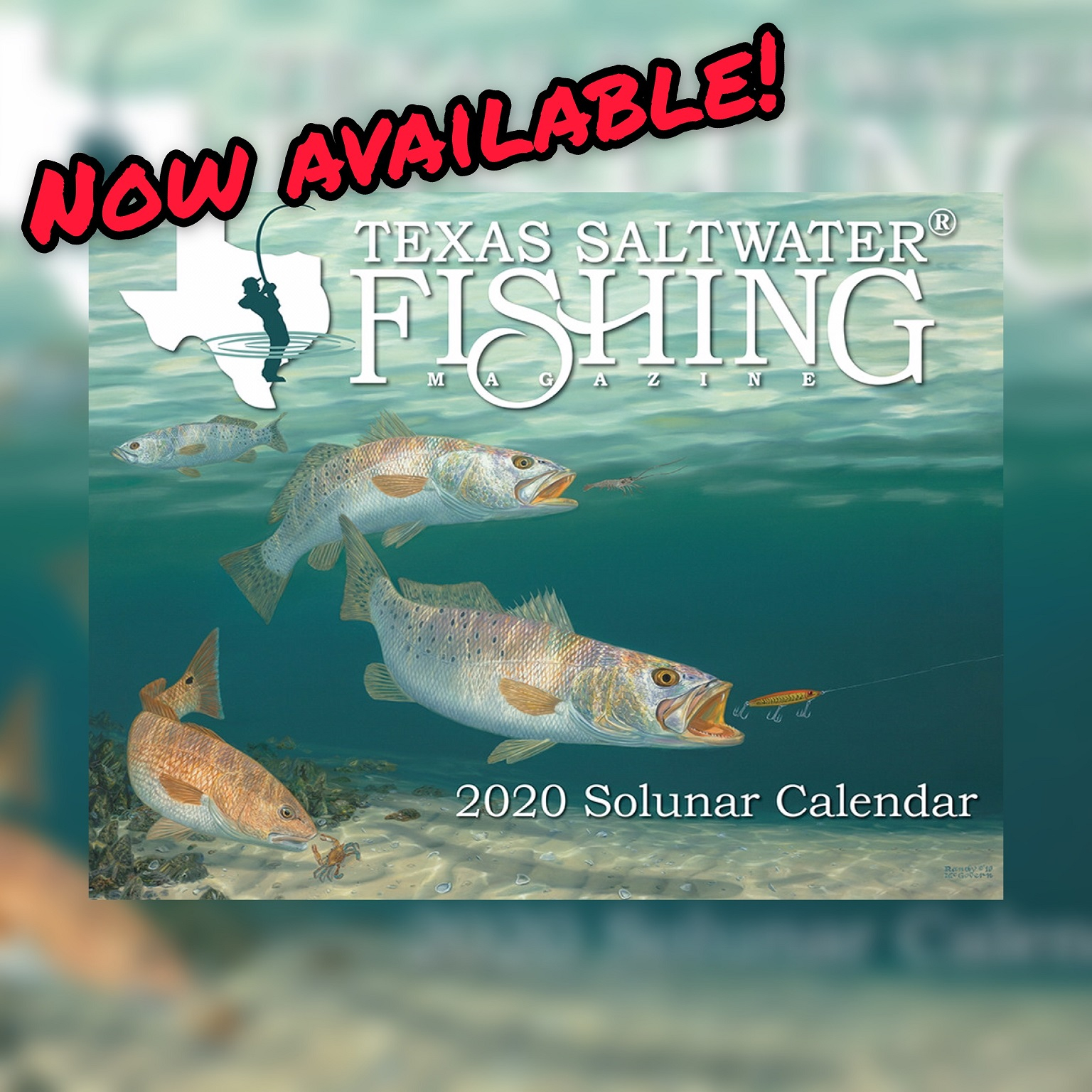 Calendars & Fishing Books