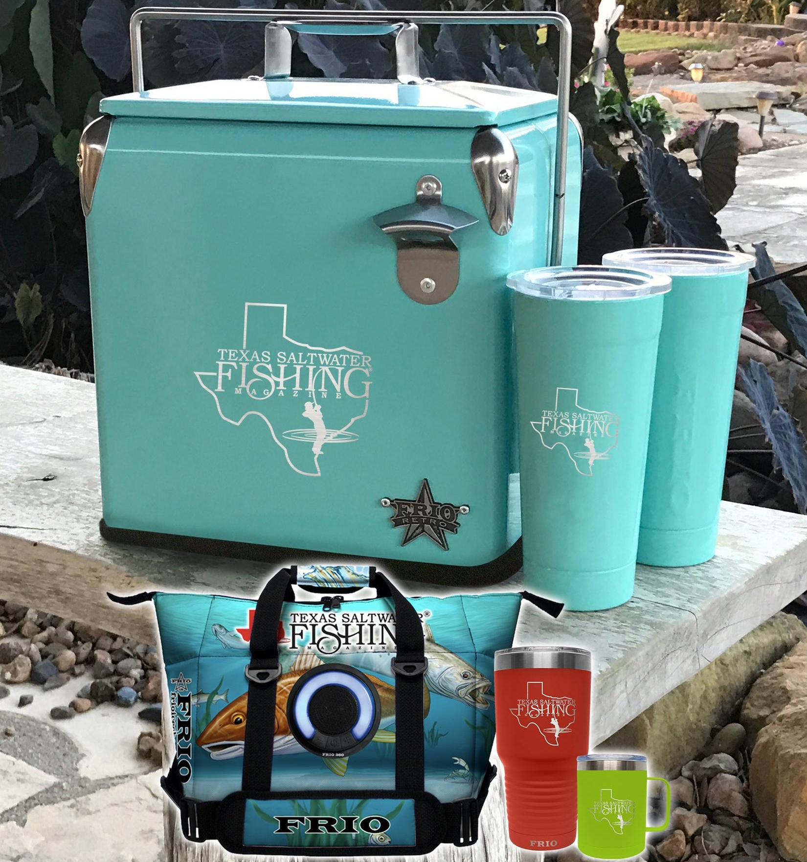 Coolers & Cups
