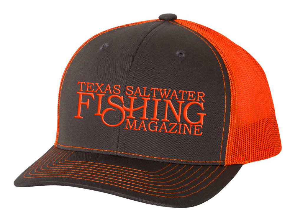 TSF Mag Charcoal-Orange Cap