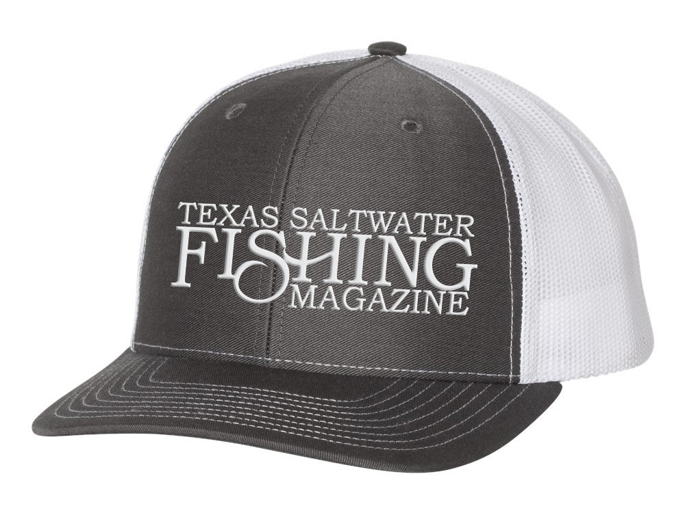 TSF Mag Charcoal-White Cap