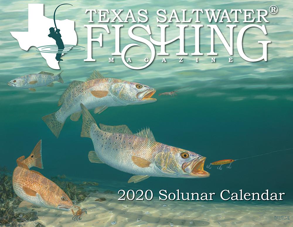2020 Solunar Calendar