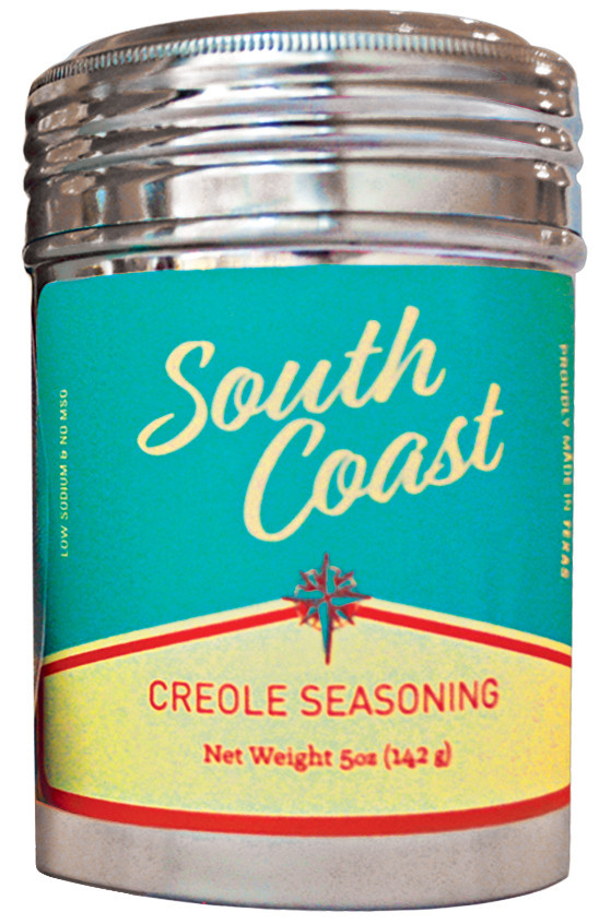 South Coast Creole Seasoning