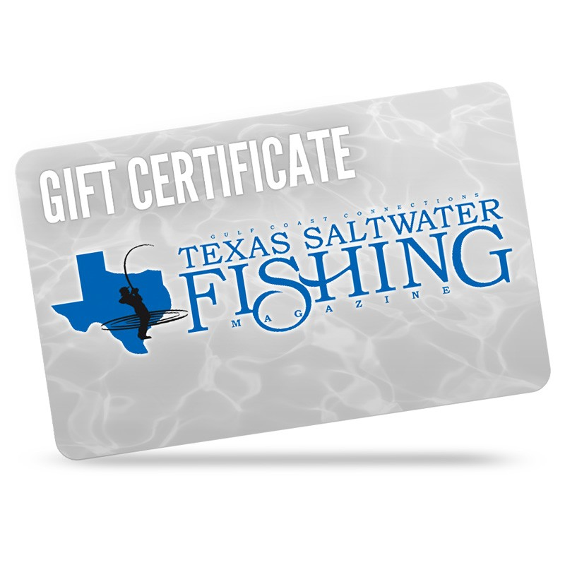 TSF Gift Certificate