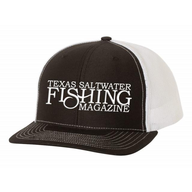 TSF Mag Black-White Cap