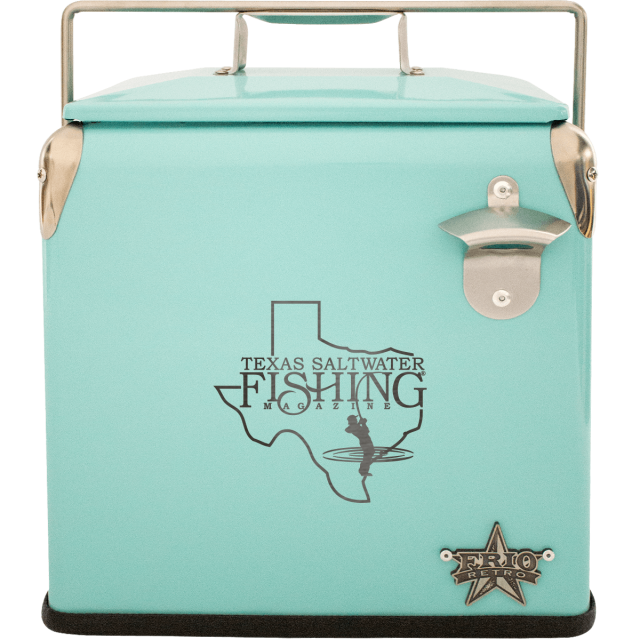 Frio Retro Powder Coat Cooler